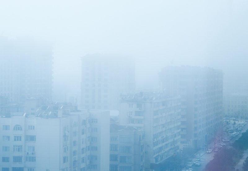 Bakıda müşahidə olunan qatı dumanın SƏBƏBİ