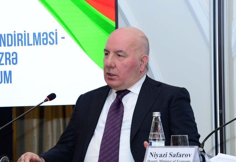 Эльман Рустамов о сегодняшнем состоянии экономики Азербайджана