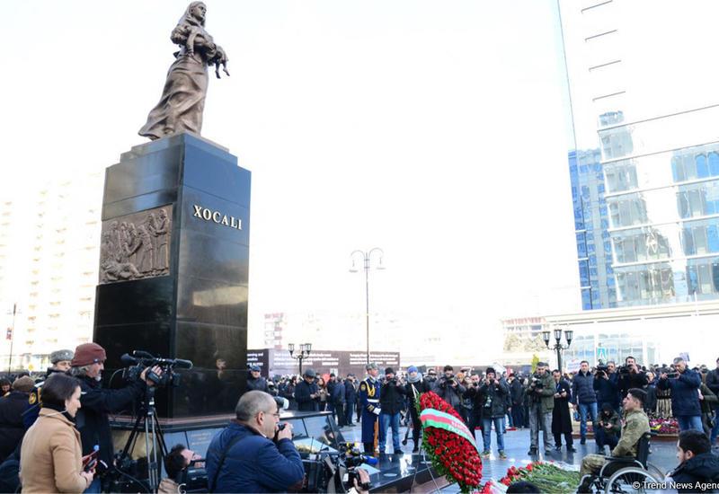 В Германии представлено произведение, посвященное Ходжалинскому геноциду