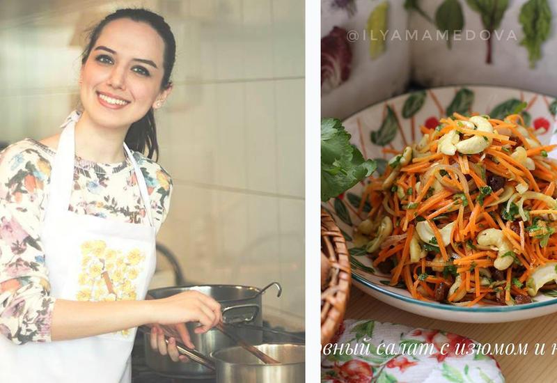 Необычный морковный салат со вкусной заправкой – Рецепт от Или Мамедовой