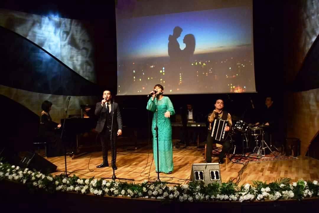 """В Международном центре мугама прошел концерт """"Könül nəğmələri"""""""
