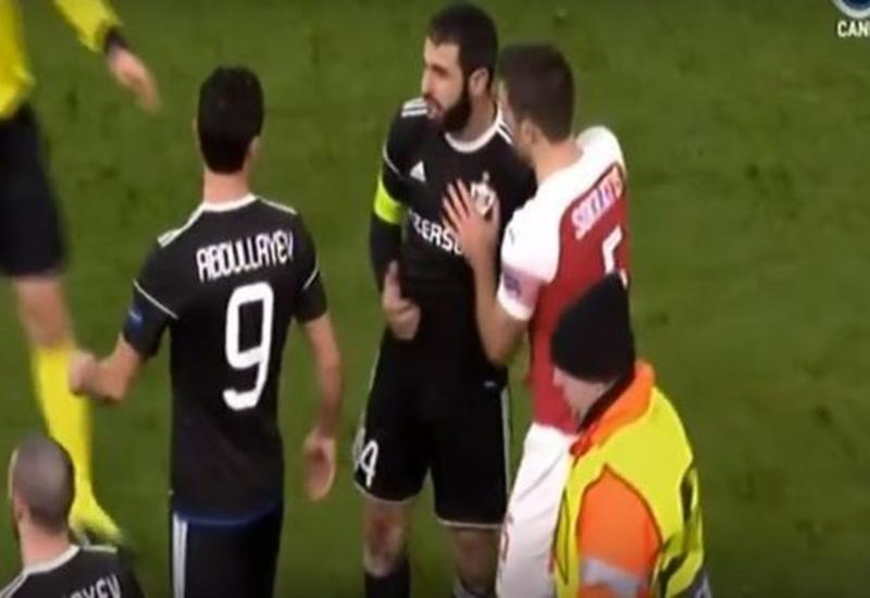 """Арсенал"" наказали за провокацию против Азербайджана"