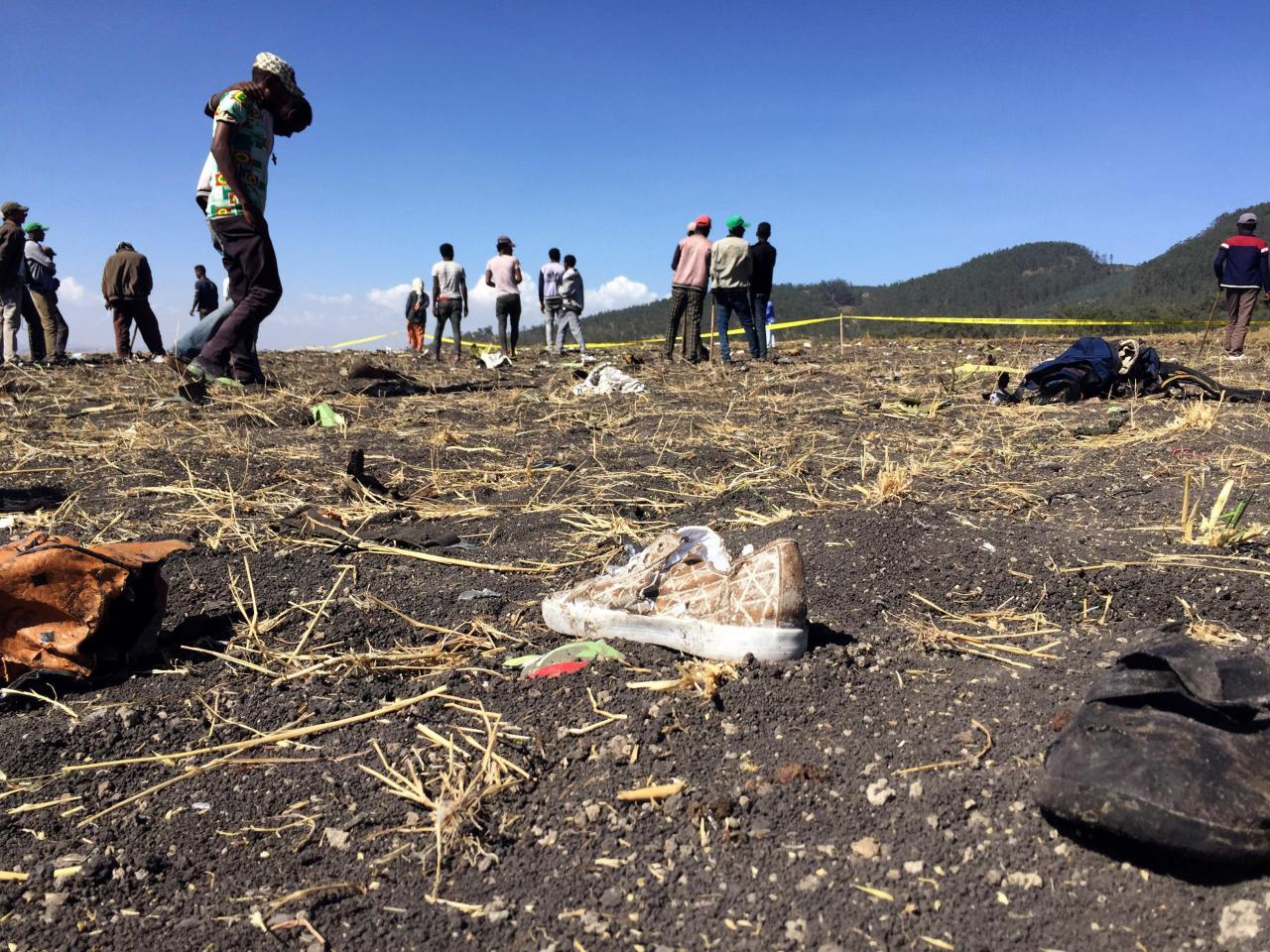 Разбился пассажирский Boeing: 157 жертв :: Новости
