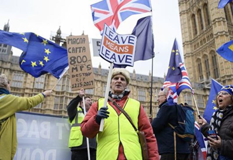 Офис Мэй назвал спекуляцией сообщения о статусе голосования по Brexit