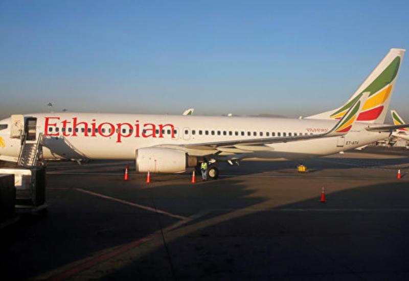 Ethiopian Airlines приостановила полеты Boeing 737-8