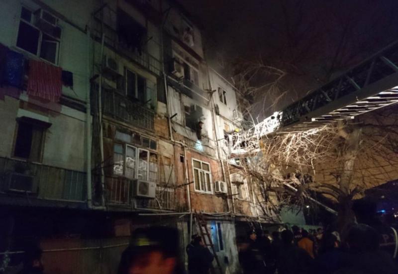 Последние данные о пострадавших в страшном пожаре в Баку