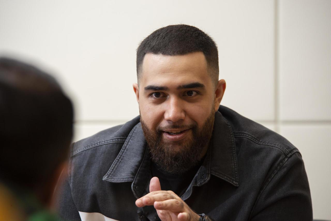 Jah Khalib рассказал об азербайджанском характере и джаду
