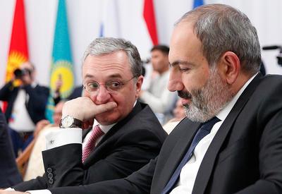 Пашинян расправится с министром Мнацаканяном - из-за разгрома от Президента Ильхама Алиева