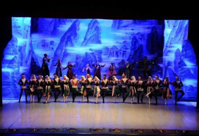 В Театре оперы и балета покажут балет «Любовь и Смерть» Полада Бюльбюльоглы