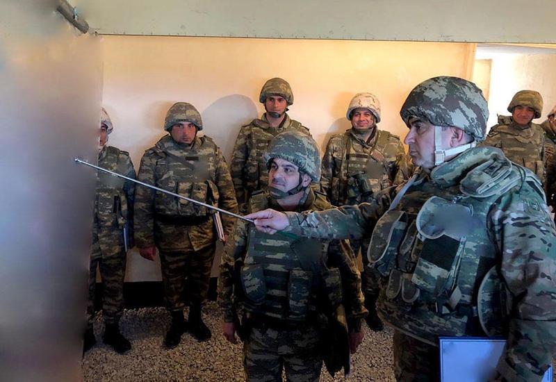 Вот как азербайджанская армия проводит широкомасштабную разведку