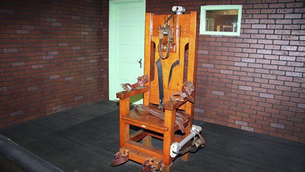 ВКалифорнии решили запретить смертную казнь