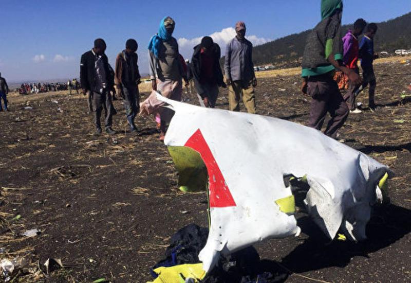 Раскрыты детали переговоров пилотов перед крушением самолета в Эфиопии