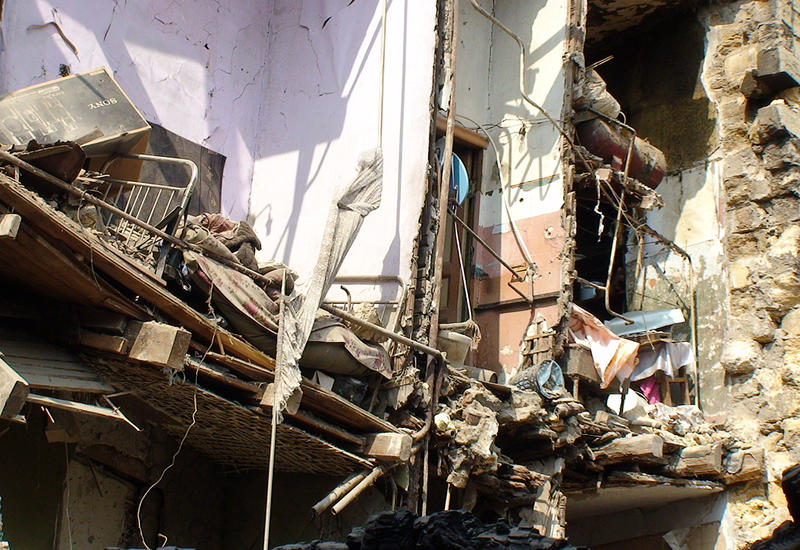 В Нигерии обрушилось здание школы, под завалами более ста человек
