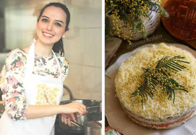 Салат Мимоза - Рецепт от Или Мамедовой