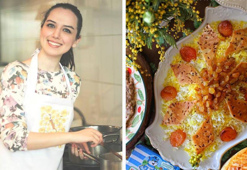 Готовимся к Новрузу - Пошаговый рецепт плова от Или Мамедовой