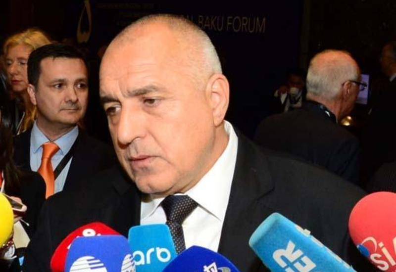 Бойко Борисов: Между Болгарией и Азербайджаном налажено плодотворное сотрудничество