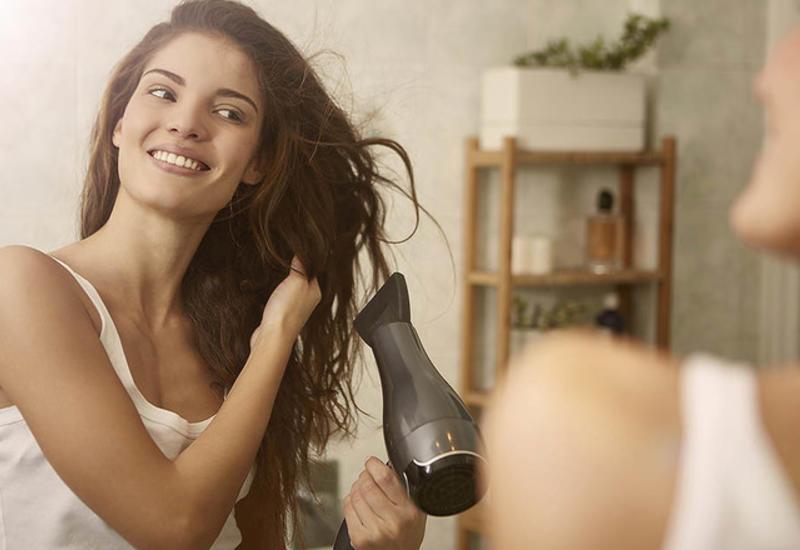 Как сушить волосы в зависимости от их длины?