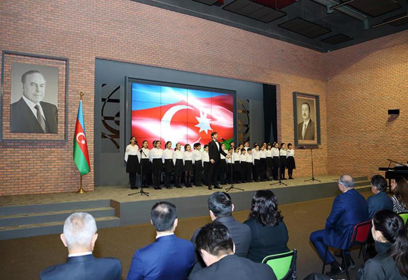 В Баку прошло мероприятие, посвященное 100-летию органов безопасности Азербайджана