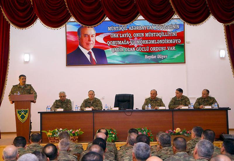 Крупномасштабные учения азербайджанской армии завершились