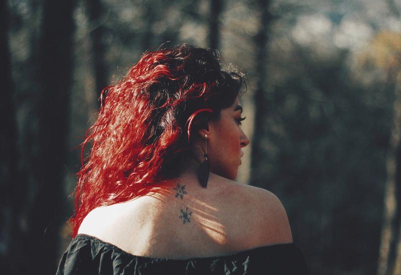 Миниатюрные татуировки со знаками Зодиака