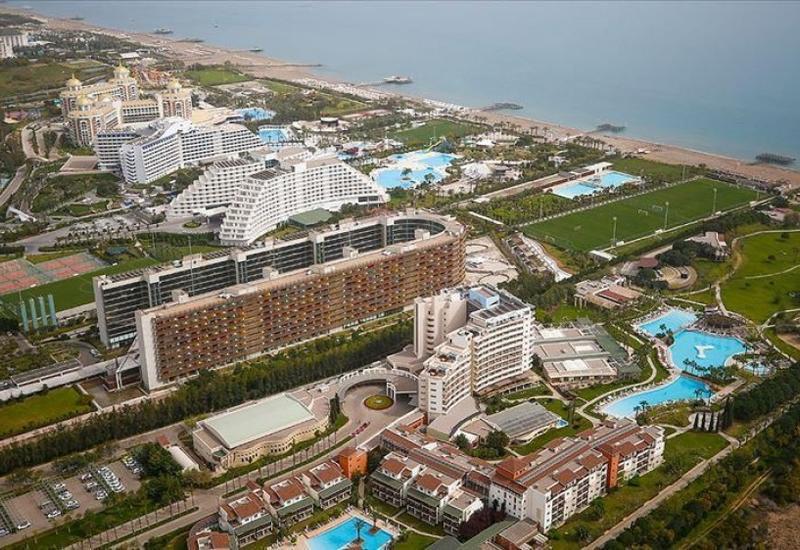 В Турции появятся 167 новых гостиниц