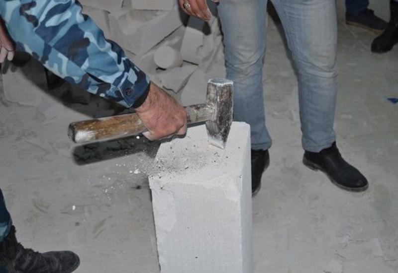 Ölkəyə 21 milyon manatlıq heroin keçirmək istəyən sürücü İrana qaçdı - FOTOLAR