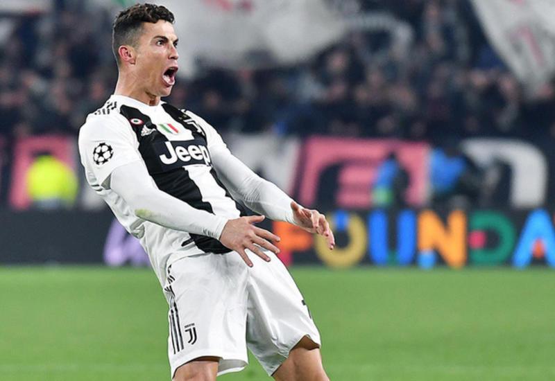 УЕФА возбудил дело против Криштиану Роналду