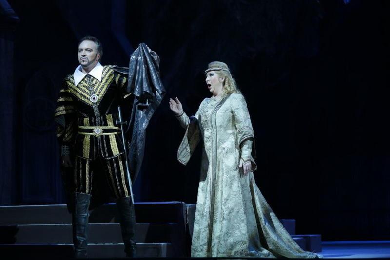 Тайны испанского двора на сцене Театра оперы и балета