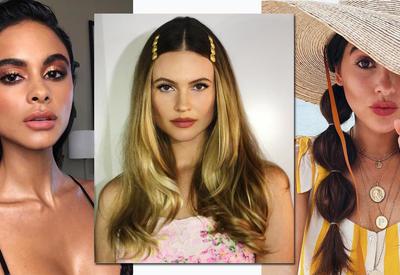 """10 трендовых укладок весны на средние и длинные волосы <span class=""""color_red"""">- ФОТО</span>"""