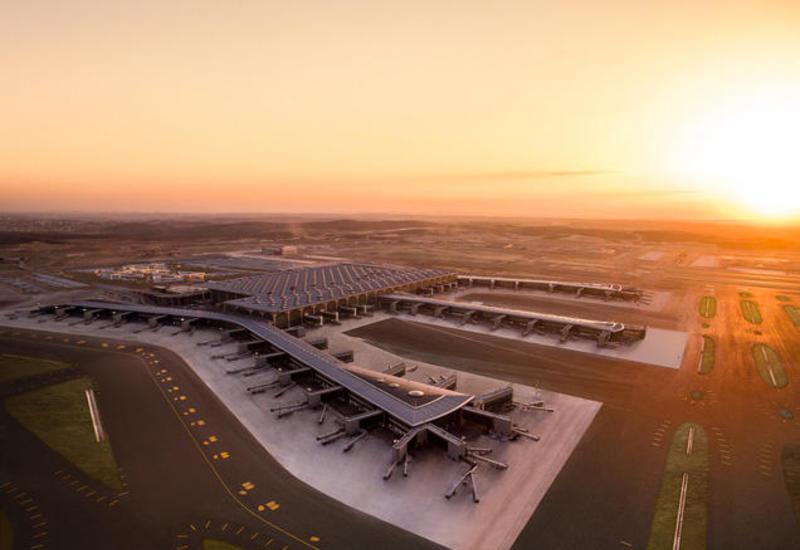 С 7 апреля все рейсы AZAL в Стамбул будут выполняться в новый аэропорт