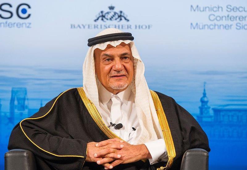 Принц Турки Аль Фейсал: Саудовская Аравия и Азербайджан имеют большой потенциал для экономического сотрудничества