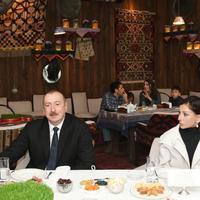 Президент Ильхам Алиев: Наша история охраняется, исторические памятники восстанавливаются, и Ичеришехер сохраняет свой прекрасный облик