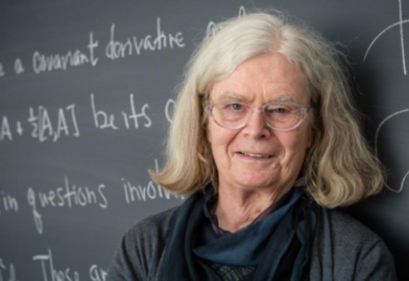 Крупнейшую премию по математике впервые получила женщина