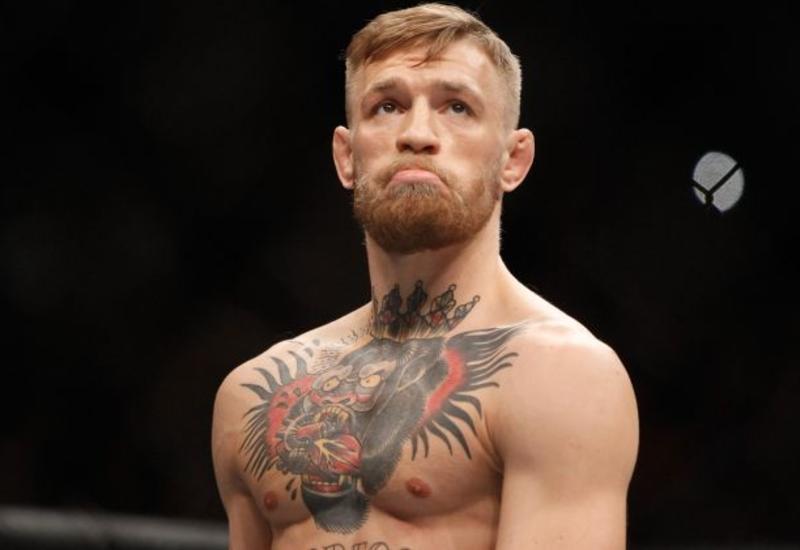 Макгрегор опустился в обновленном рейтинге бойцов UFC