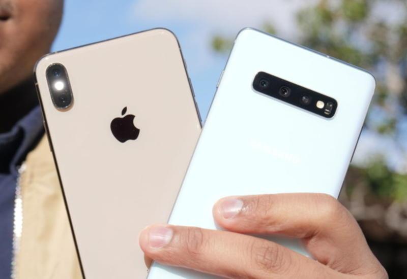 "Samsung Galaxy S10 разгромил iPhone XS своей мощностью <span class=""color_red"">- ВИДЕО</span>"