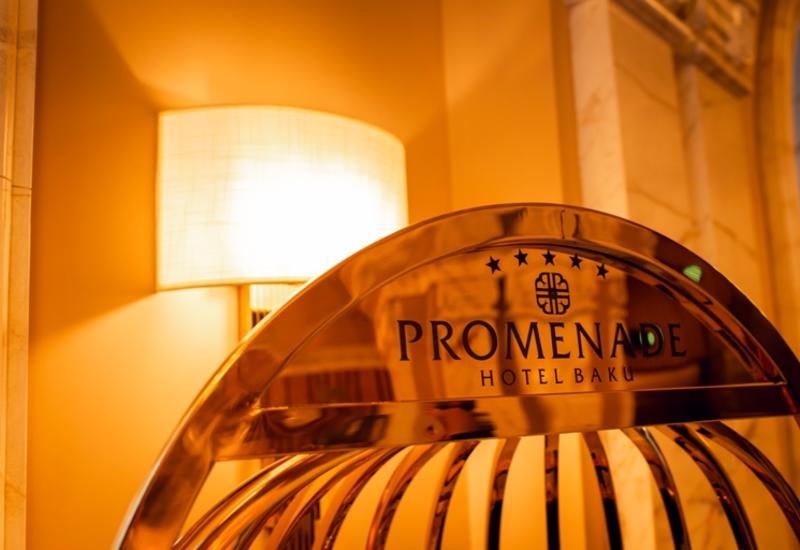 """Торжественное открытие в Баку первого лакшери бутик отеля """"Promenade"""". <span class=""""color_red"""">- ФОТО - ВИДЕО</span>"""