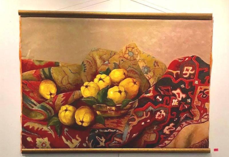 """В Париже представлены работы юных азербайджанских художников <span class=""""color_red"""">- ФОТО</span>"""