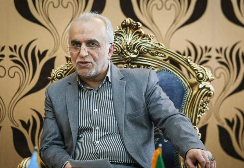 """Азербайджан и Иран начнут совместный бизнес в других странах <span class=""""color_red"""">- ИНТЕРВЬЮ С ПОСЛОМ</span>"""