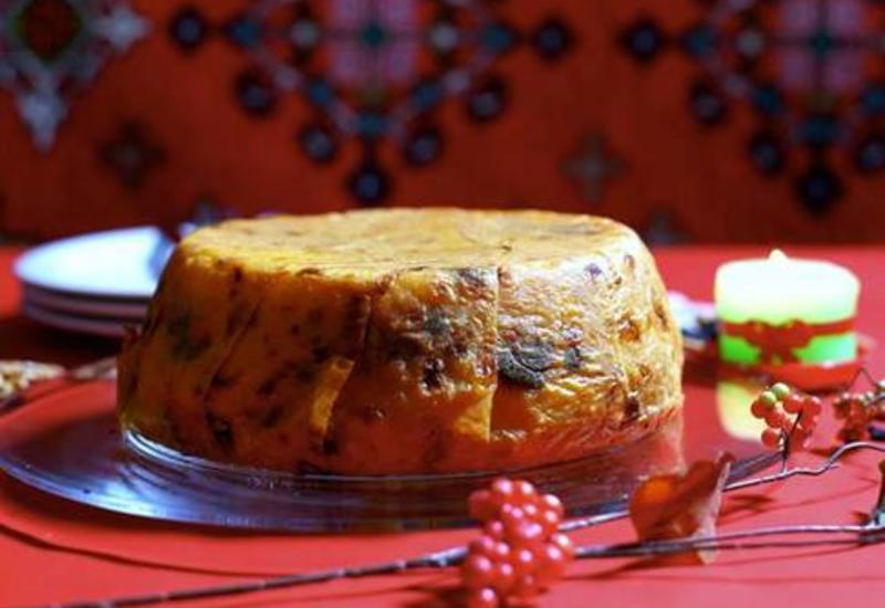 Шах-плов с курицей «Mərcan» - коронное блюдо Новруза