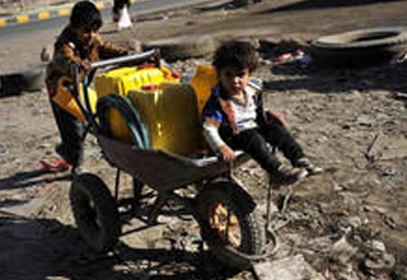 600 milyon uşaq ciddi TƏHLÜKƏ QARŞISINDA