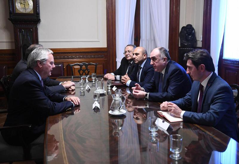 """Эльмар Мамедъяров на переговорах в Аргентине <span class=""""color_red"""">- ФОТО</span>"""
