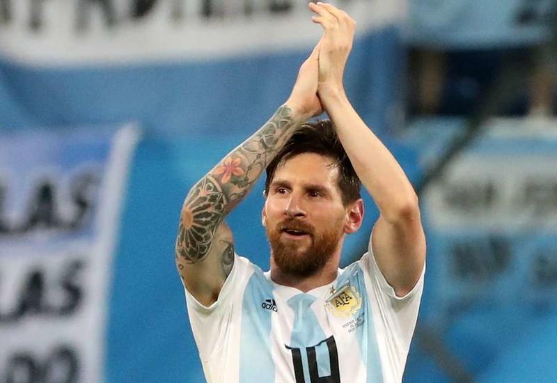 Месси не будет играть за Аргентину