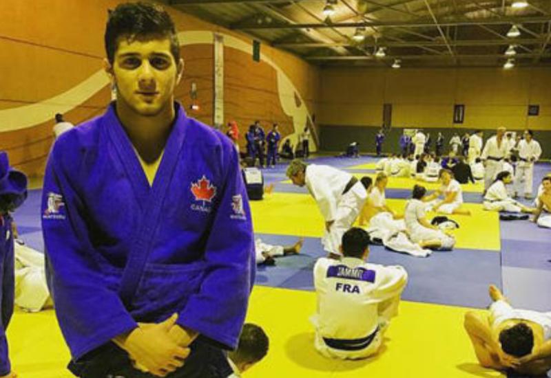 """Как азербайджанский спортсмен развивает самбо в Канаде <span class=""""color_red"""">- ИНТЕРВЬЮ</span>"""