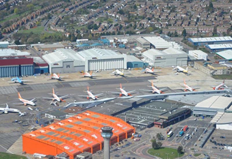 Эвакуирован лондонский аэропорт