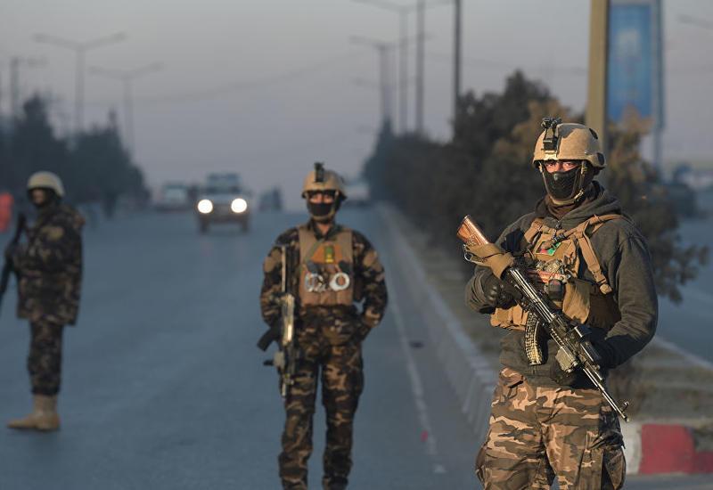 В Афганистане около десяти военных погибли при нападении талибов