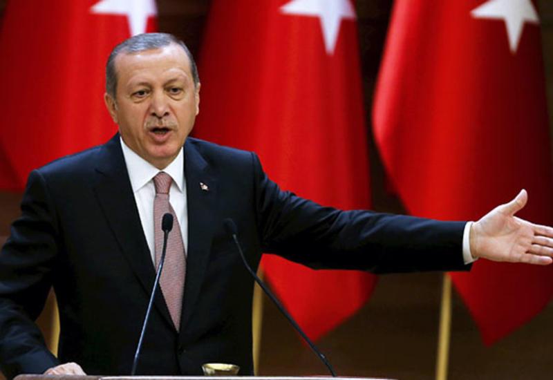 Более полутора миллиона людей приняли участие в митинге в поддержку партии Эрдогана