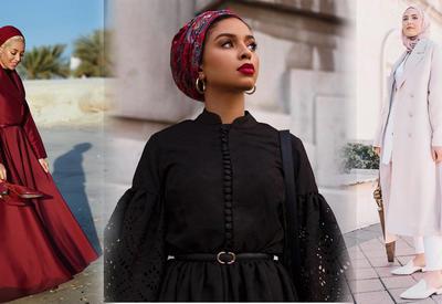 """7 самых известных модных блогеров-мусульманок <span class=""""color_red"""">- ФОТО</span>"""