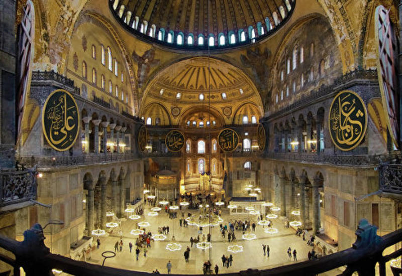 В ЮНЕСКО прокомментировали идею Эрдогана сменить статус собора Святой Софии