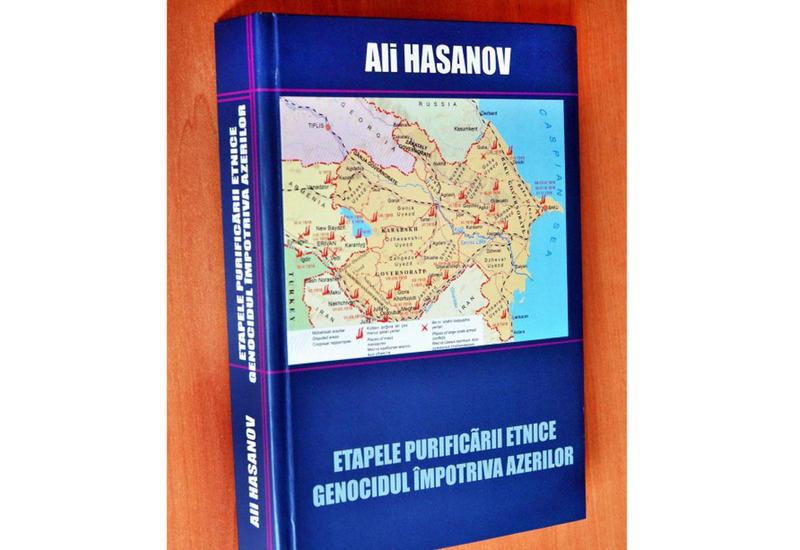 Труды Али Гасанова изданы в Бухаресте на румынском языке