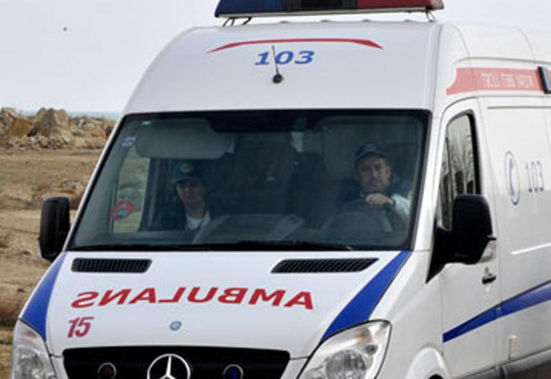 Минздрав о состоянии пострадавших в результате крупного пожара в Баку
